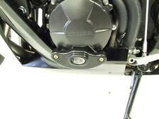 Honda CBR600RR 2007 2008 R&G Racing Left Engine Case Slider ECS0029BK