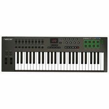 Nektar Impact LX49+ USB MIDI Controller Keyboard With Bitwig 8 Track Software