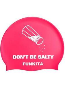 Funkita Silicon Swim Cap - Don't Be Salty