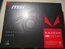 MSI Radeon RX Vega 56 Air Boost 8GB Grafikkarte mit OVP + Zubehör
