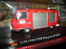 1:50 del prado VSR peugeot j9 bbp 1984 bomberos Alemania defectuoso/Broken VP