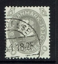 Denmark Sc# 215, Used, small Hinge Remnant - Lot 051417