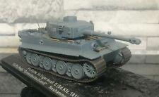 CHAR Pz. Kpfw. VI Tiger Ausf. E GROSSDEUTSCHLAND 1/72 13 panzer REGIMENT TANK