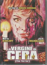 La vergine di cera. The terror (1963) DVD