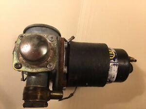 Original  SU Negative Ground Fuel Pump, fits Jaguar, others