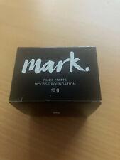 Avon Mark Nude Matte Mousse Foundation - Soft Honey