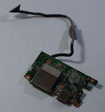 Cardreader USB Board 80GCP7500-C0 with cable aus Fujitsu Amilo Xi2528 TOP!