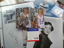 TAYLOR SWIFT signed psa/dna COA guitar pick set with 3x5 photo autograph auto