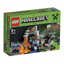 LEGO Minecraft The Cave KIDS CONSTRUCTION FUN GIFT IDEA BRAND NEW