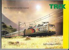 Trix Hoofdcatalogus 2010/2011 Nederlands