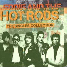 Eddie And The Hot Rods Singles Collection CD NEW SEALED Do Anything You Wanna Do