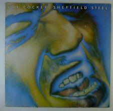 """12"""" LP - Joe Cocker - Sheffield Steel - k6153 - washed & cleaned"""