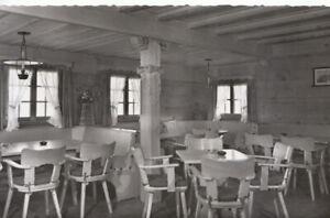 Switzerland Postcard - Berghaus Wasserngrat Gstaad - Ref TZ9009