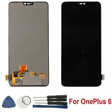 Noir LCD Écran Tactile Display Touch Screen Digitizer pour One Plus 6/OnePlus 6