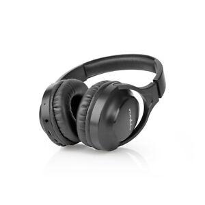 Nedis Over-Ear Drahtlose Kopfhörer HPBT1201BK