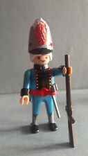 playmobil oeste western napoleonico soldado custom