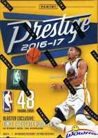2016/17 Panini Prestige Basketball Factory Sealed Blaster Box-EXCLUSIVE ACETATE!