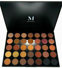 Morphe 35G Bronze Goals Artistry Eye Shadow Palette Nib