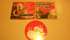 CD The Ting Marketing-We Started Nothing 10 TRACKS 2008 Keep Your Head Traffic...