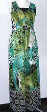 charmantes Taifun by Gerry Weber Maxi Kleid Gr. 46 Damenkleid Maxikleid