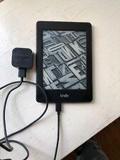 Amazon Kindle Paperwhite ,Wi-Fi (Unlocked), 6 inch - Black
