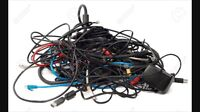 Crazy Cool Lot Electronics And Accessories Power Supplies Cords Cables Computer