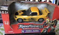 Transformers Alternators Decepticharge MIB Sealed Complete 2004