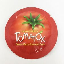 TONYMOLY TOMATOX Magic White Massage Sample Pack Korea Cosmetic 3.5g