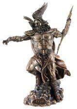 Veronese Bronze Figurine Greek God of the Sky Zeus Gift Home Decor Mythology