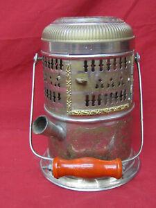 Vintage Metal Table Engraved Light Light Style Lantern Decor