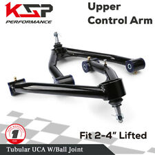 Heavy Duty Upper Control Arms For 2-4 Lift Chevy Silverado GMC Sierra 1500 07-16