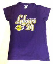 NBA Womens Medium Kobe Bryant Jersey Tshirt Los Angeles Lakers Collectibles