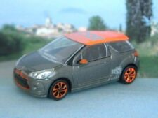 "CITROEN DS3 Racing  1:60/3"" (Grey/Orange) Norev/Citroen MIP Car"