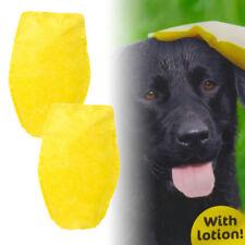 Shampooings gants pour chien