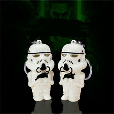 Star Wars StormtrooXXX LED Light Torch Key Chain Sound Keyring Cool Toy Kids