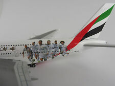 """herpa 529242 Airbus A380 Emirati """"real Madrid"""""""