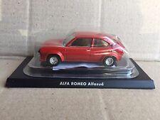 "DIE CAST "" ALFA ROMEO ALFASUD "" 1/43 HACHETTE AUTO ITALIANE"