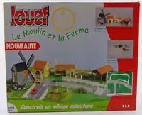 Jouef 100100 Le Moulin et la Ferme Bauernhof Modellbausatz neu OVP