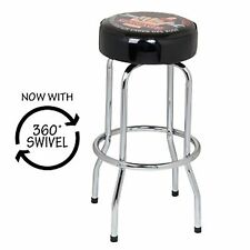 The Busted Knuckle Garage Bar Stool