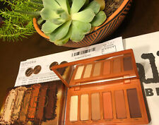 URBAN DECAY NAKED PETITE HEAT EYE SHADOW PALETTE 6 FULL SHADES! AUTHENTIC NEW