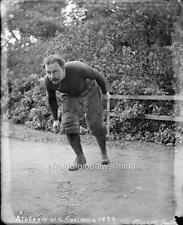 "Photo 1890s Univ Calif Berkeley ""Football - Athearn"""