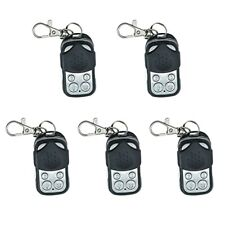 5 Pieces Remote Control For Univesal Automatic Gate At433.92 MHZ FAAC, NICE, ETC