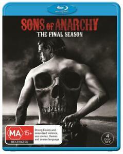 Sons Of Anarchy - Season 7 Blu-ray