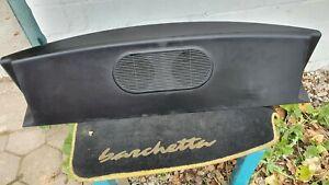 Fiat Barchetta Subwoofer Bassbox Hifi Lautsprecher Bass