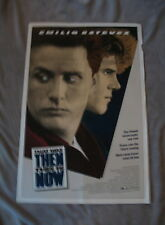 That Was Then This is Now 1985 Emilo Estevez One Sheet Movie Poster VGEX C7