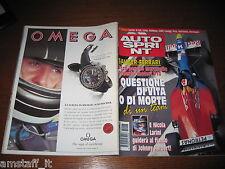 AUTOSPRINT 1996/47=RED BULL=SAUBER-FERRARI=LARINI=RALLY AVIANO=LIATTI=