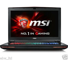 "MSI Pro G Dragon GT72S 6QF 093UK 17.3"" 4K i7-6820HK 32GB 1TB 512GB GTX980 8GB"