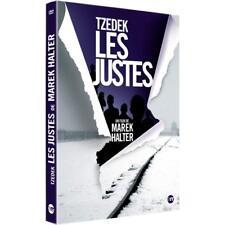 DVD Tzedek : les justes Marek Halter Neuf sous cellophane