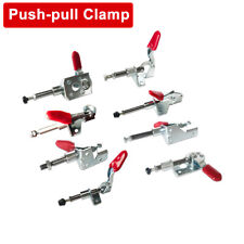 Quick Release Holding Capacity Push Pull Type Toggle Clamp All Sizes