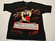 vintage single stitch t shirt 1997 looney tunes ( Tasmanian Devil) made in USA